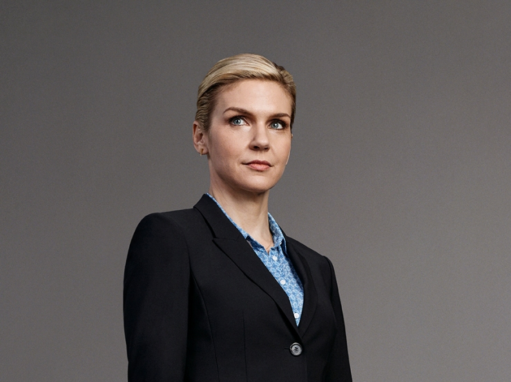 Rhea Seehorn as Kim Wexler - Better Call Saul _ Season 2, Gallery- Photo Credit: Ben Leuner/AMC