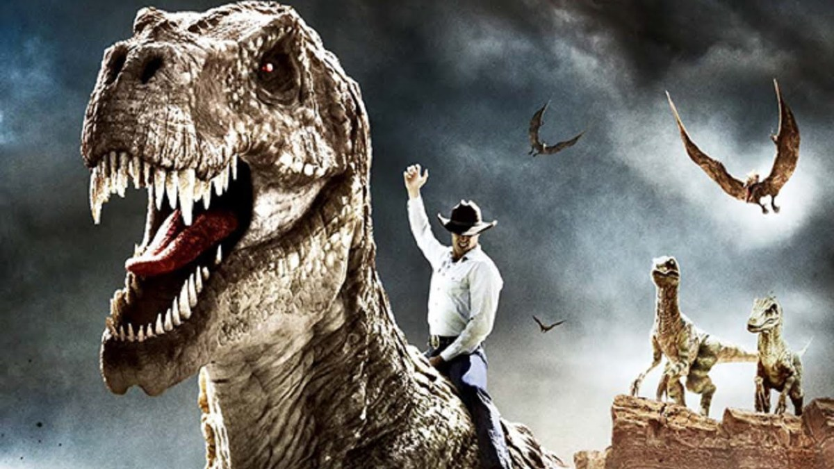 Watch Cowboys vs. Dinosaurs Full Movie Online   Download