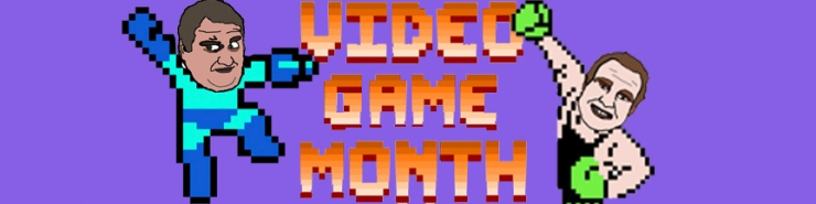 Video Game Month banner